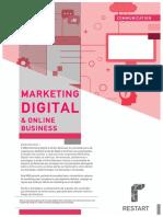 MBA Digital Marketing Online BusinessF