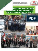 Plan Anual de Seguridad Ciudadana 2017 Actualizado