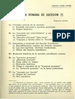 24553309Vol XVI Rev 48 Suplemento p 2 LA IDEA ROMANA DE SUCESION.pdf