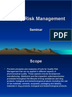 AS     C what Manufacturer Should Know An Introduction to Risk Management and Risk Assessment