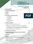CODIGO DE CONDUCTA Y DE PREVENCIÓN DE CONFLICTOS DE INTERES DE LAS Y LOS SERVIDORES PUBLICOS DEL IMSS.pdf