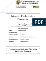 1ra Evaluación Distancia 2015-I-1