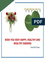 Wish You Very Happy
