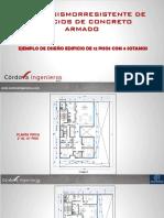 CAPITULO IV - EJEMPLO DE DISEÑO DE EDIFICIO DE 12 PISOS CON 4 SOTANOS.pdf