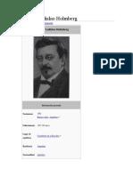 biografia holmberg