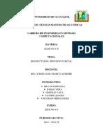 Avance Proyecto-Electiva II