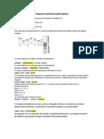 Pruebas Saber IP 7,8,9 Respuestas