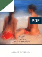 David Hamilton (a Place in the Sun)