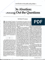 On Abortion