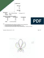 DB8E-TDS Antenna
