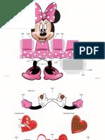 Minnie Valentine Candy Box
