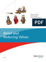 BELL and GOSSETT Relief and Reducing Valves Sell Sheet