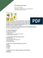 Textos y Preguntas de Comprensión de Lectura.docx