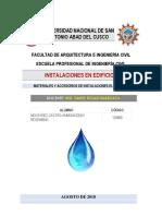 Materiales y Accesorios Eléctricos