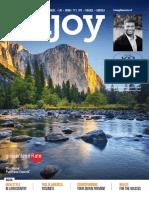 Enjoy Magazine - August 2018