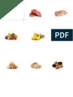 Frutas y Camion Inglés