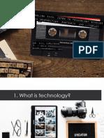 Intro to Grad Tech