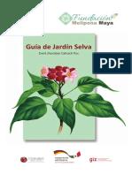 Guía de Jardín Selva