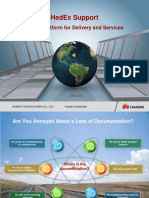 01-HedEx Support Global Platform for Delivery and Services-A