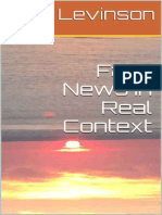 Levinson - Fake News in Real Context (2017)