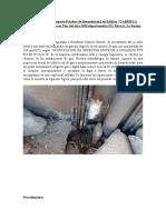 Informe Técnico Respecto Pruebas de Hermeticidad de Edificio
