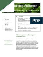 Foundation Science Prospectus 03-01-09
