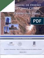 Manual de Diseño de Obras Civiles Sismo 2015 --Recomendaciones