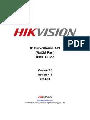 Hikvision Isapi_2 Racm Service   Xml   Xml Schema