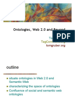 Ontolog Social Web Keynote