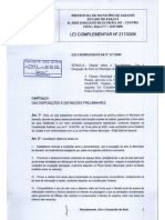 6.1.1 Lei Do Plano Diretor - Arapongas