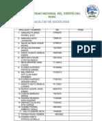Lista-sociologia Conaeso 2016