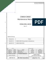 Service Manual OKI C9650_C9850