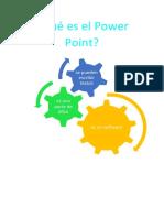 Qué Es El Power Point