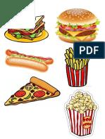 Fastfood Flashcards