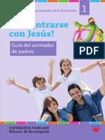 Guía Catequista de Padres