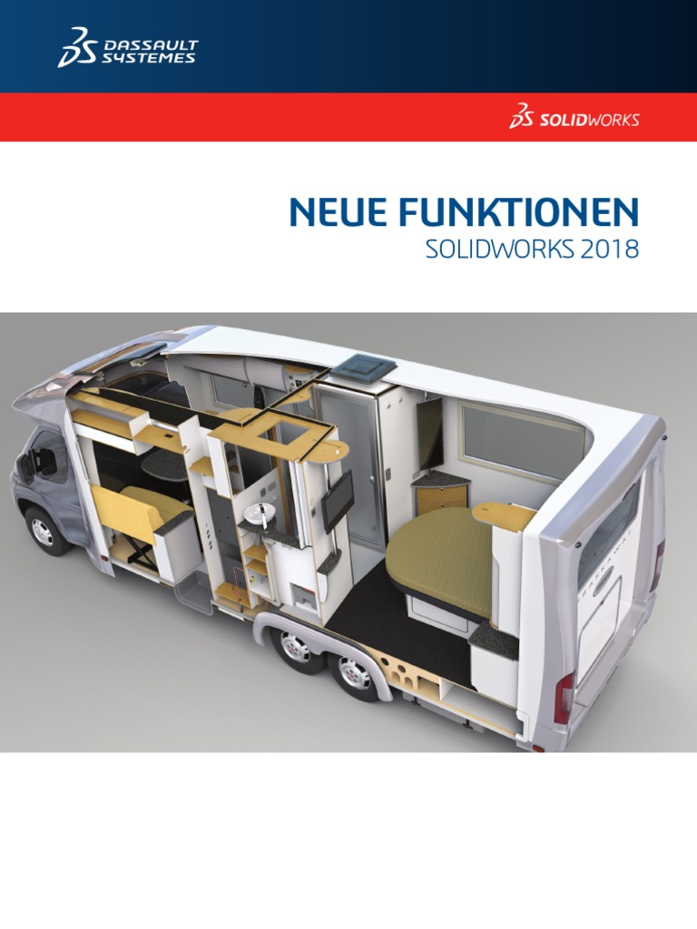 Solidworks 2018 de Whatsnew