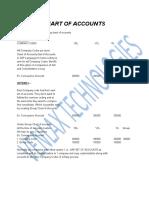 Chart of Accounts Basic Settings