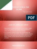 Introducción a six Sigma.pptx