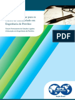 Proposta Curricular Para Os Cursos de Bacharelado Em Engenharia de Petroleo SPE Secao Brasil
