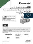 Panasonic Ag-Ac90 Vol 1
