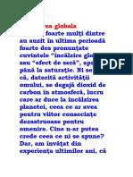 incalzirea globala (2)