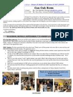 Cox News Volume 8 Issue 1 (1)