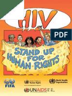HIV who 2010