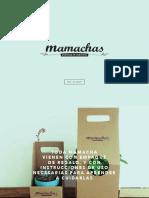 catálogo M A M A C H A S