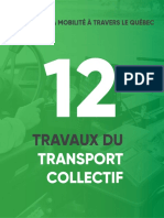 12 travaux du transport collectif