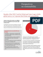 JLL Perspectives on Sustainability CRE 2009 Final