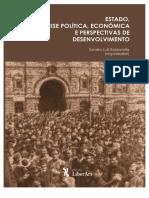 LIVRO - E-book - Estado, Crise Política, Econômica e Perspectivas de desenvolvimento