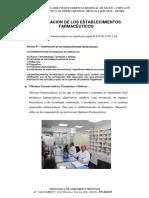 ESTABLECIMIENTOS FARMACEUTICOS...PERU