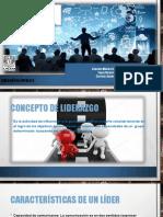 TEMA 6 Liderazgo Direccion de Empresas OCTAVIO Y RICARDO
