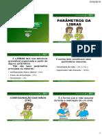 01 = PARÂMETROS